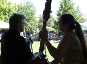 Trisha Gagnon & Jim Nunally